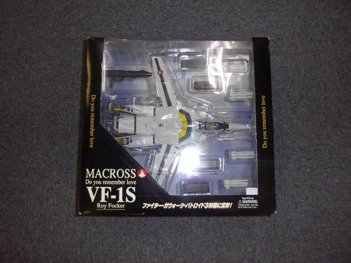 マクロス VF-1S ロイ・フォッカー機