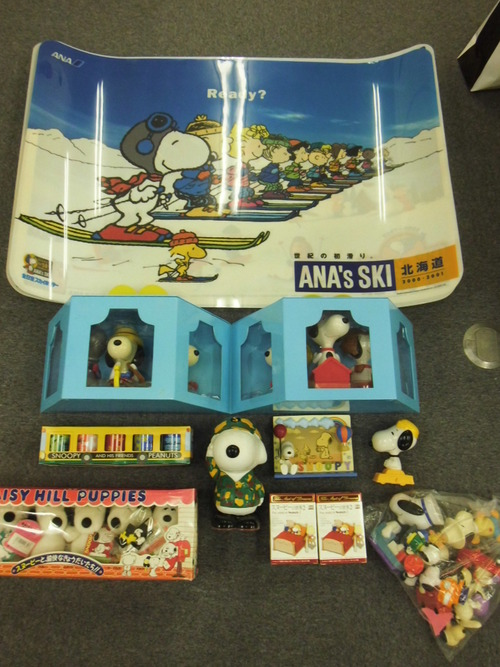 SNOOPY グッズ