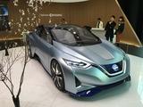 日産次世代EV「IDSコンセプト」2018/3/3 in Ginza