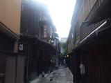 東山高台寺周辺の路地裏通り