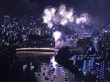 隅田川花火大会 2016 d