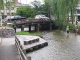祇園白川. 三条通から華頂道がスポット