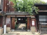 京都 旧花街 島原 の 角屋