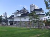 富山城本丸(富山市郷土博物館)