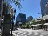 東芝ビルの跡地に Tokyu Plaza Ginza