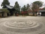 高台寺  勅使門 (左)