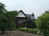 薬草園内のお屋敷(神戸より移築)