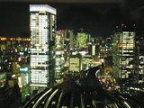 夜の東京駅周辺 (2008/2/15)
