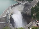 黒部ダム Aug 18, 2012