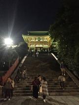 古都・鎌倉 鶴岡八幡宮 (2016/10/9. from Kao)