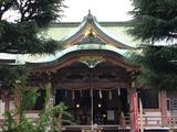今戸神社.
