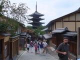 法観寺五重塔, 通称八坂の塔