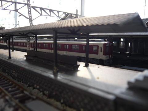 しらない温泉駅と近鉄9000系その5
