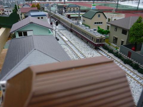 新川辺信号所付近と東武1700系Cその1