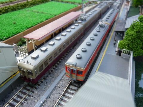 三枚下駅と東武6000系と7300系その3