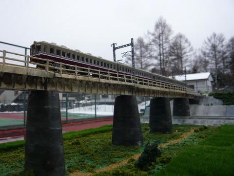 北江戸川橋梁と東武1700系Cその1