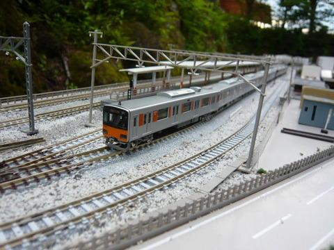 北秋日部駅(R)と東武50050系その4