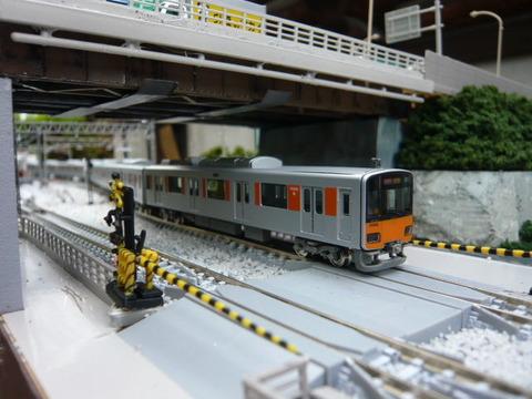 北秋日部駅(R)付近と東武50050系その5