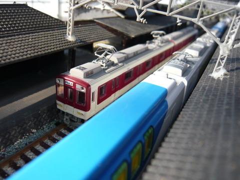 しらない温泉駅と近鉄9000系その6