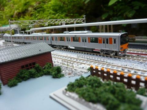 北秋日部駅(R)と東武50050系その6