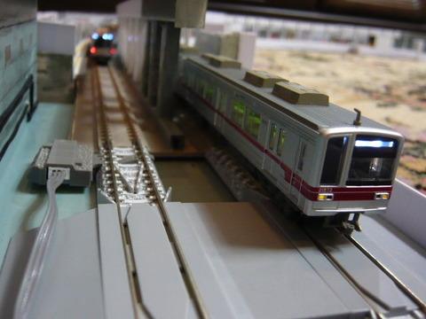 飢乃町i駅と東武20070系その7