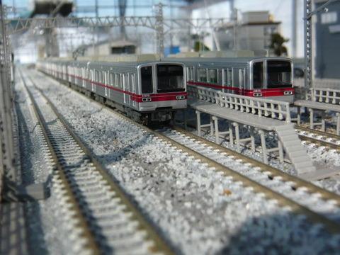 秋日部検修区(R)と東武20000系と20070系その3