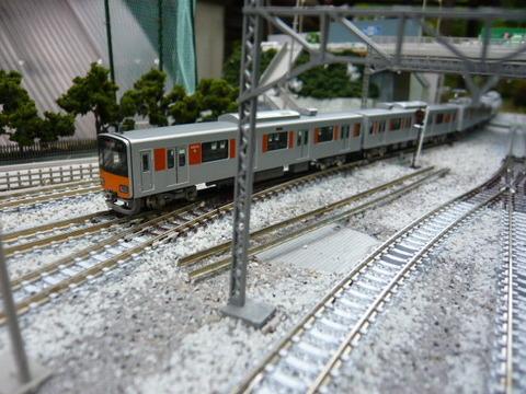 北秋日部駅(R)付近と東武50050系その7