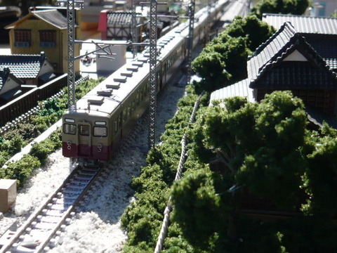 三枚下駅付近と東武6000系その3