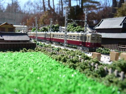 三枚下駅付近と東武6000系その1