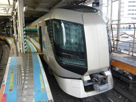 2018年2月撮影、浅草駅にてリバティその3