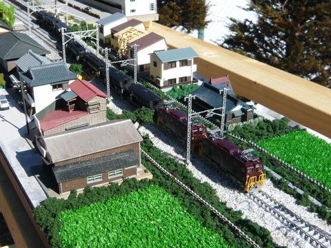 三枚下駅付近と東武ED5080形その2