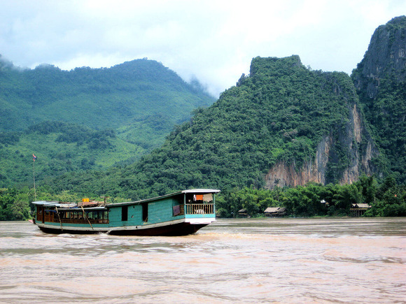 Navigating the Mekong