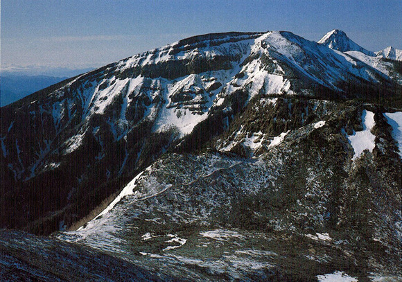 硫黄岳 (1)