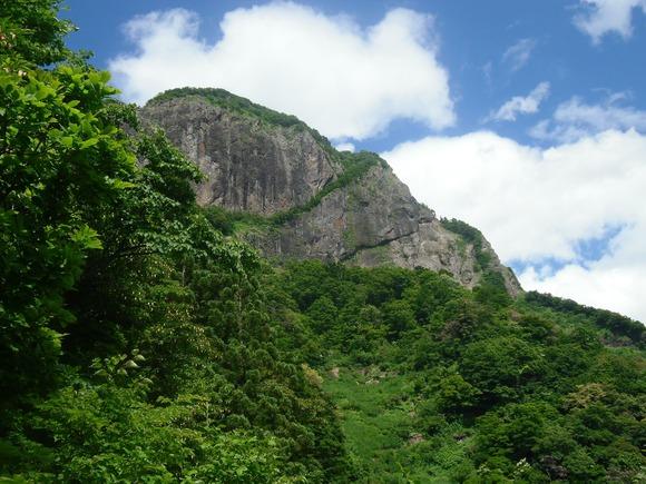 頸城駒ヶ岳  (1)