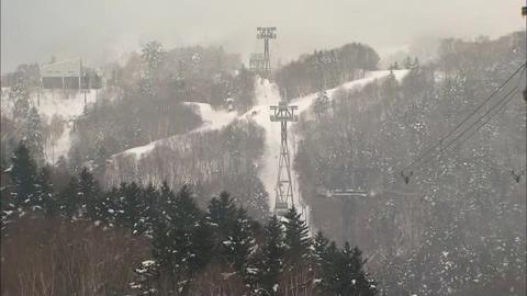 富良野市のスキー場