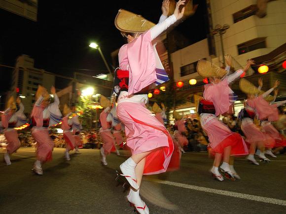 阿波踊り (1)