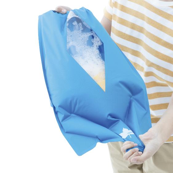 LOGOS シェイク洗濯袋