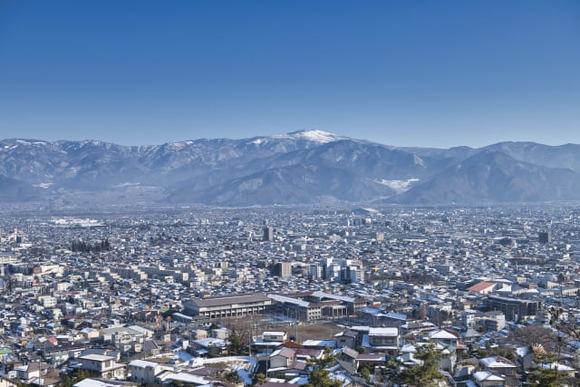 【朗報】長野県、山が多い割に結構住める場所が多い