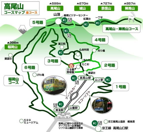 登山コース  (1)