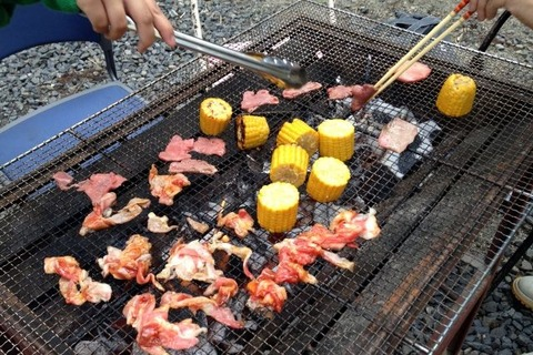 バーベキューで張り切る迷惑おっさん「アルミホイルで包んだジャガイモだぞ!」 俺「俺は肉だけで腹いっぱいになりてぇんだ」