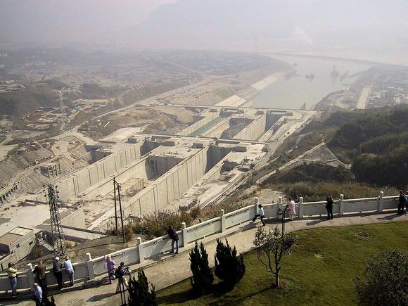 三峡ダム (1)
