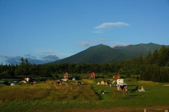 富良野 星に手のとどく丘キャンプ場 公式ホームページ