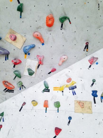 Bouldering (1)
