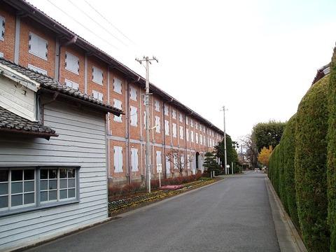 富岡製糸場 東繭倉庫(東置繭所)