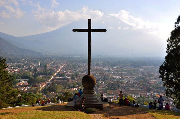 アンティグア・グアテマラ