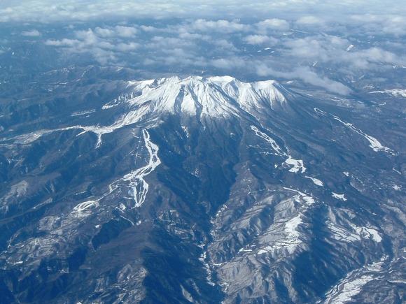 御嶽山  (1)