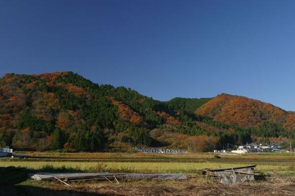 御前山県立自然公園