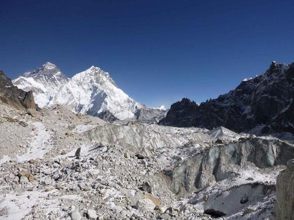 ヒマラヤの氷河