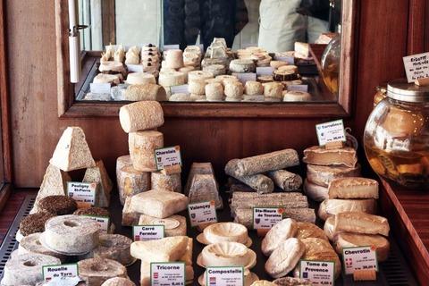 たくさんのチーズ