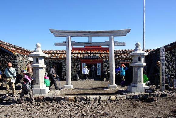富士山本宮浅間大社奥の宮